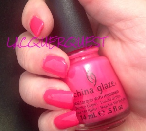 China Glaze Escaping Reality