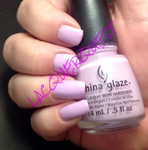 China Glaze Sweet Hook