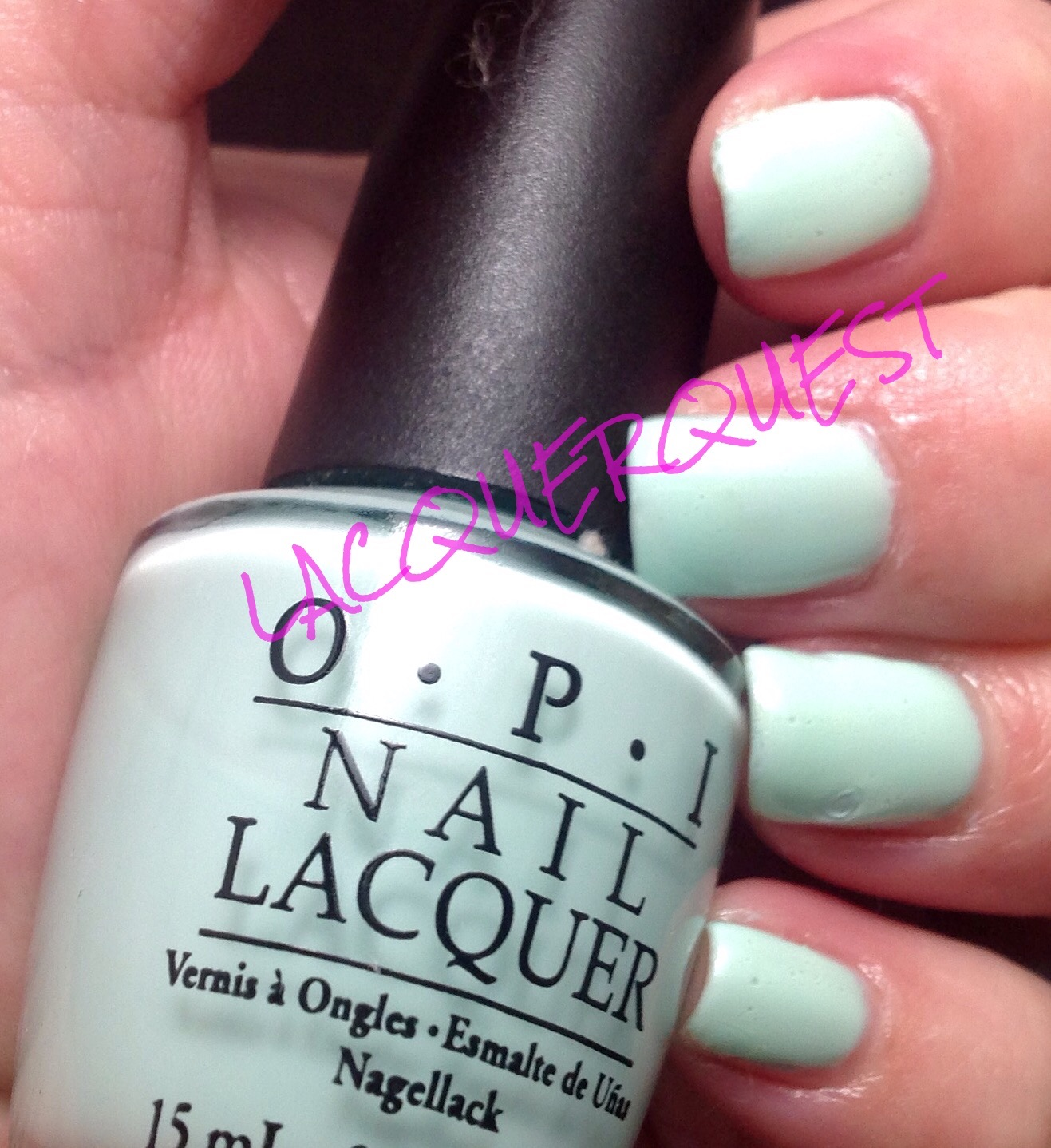 OPI | Lacquer Quest